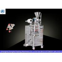 Wholesale Small Automatic Tea Bag Packaging Machine 1.1 Kw 380v For Triangle Shaped Tea Bags from china suppliers