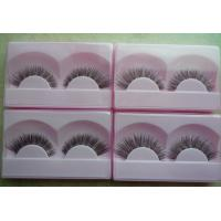 Wholesale Red Synthetic Mink Glitter False Eyelashes from china suppliers