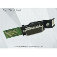 Wholesale Original Waterbased Printer Print Head , Fast Speed Epson DX4Printhead from china suppliers