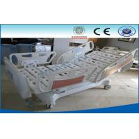 China Patient Transport Trolley With PP / ABS Head & Foot Board For CPR on sale
