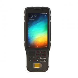 Wholesale IP65 Rugged Android RFID Biometric Fingerprint Scanner, 2D Barcode Scanner Mobile PDA from china suppliers