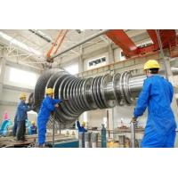 Wholesale Large Steam 1100mm Turbine Rotor Forging 30Cr1Mo1V Power 10Mw Standard ASME from china suppliers