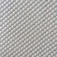 Wholesale Shiny PU Quilted Leather Fabric Fashionable Multi Application Custom Thickness from china suppliers