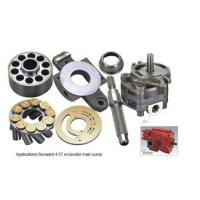 Wholesale KYB Series MSG-27P MSG-44P Series Hydraulic Pump Repairing Parts For Sales from china suppliers