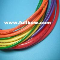 Wholesale vw-1 colorful flexible pvc plastic wire sleeve from china suppliers