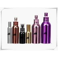 Wholesale Light Weight Aluminum Spray Bottle , Eco-friendly Aluminum Shampoo Bottle from china suppliers