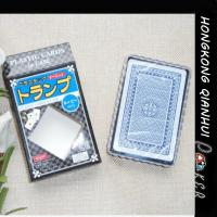 Wholesale TRUMP WATERPROOF PLASTIC PLAYING CARDS PACKED WITH PVC BOX FOR JAPAN CASINO CLUBS from china suppliers