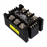 Wholesale Electrical 4-32VDC Solid State Relay 60a Zero Crossing from china suppliers