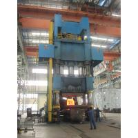 China 800 Ton Hot Forging Open Die Hydraulic Press Machine , Metal Press Machine on sale