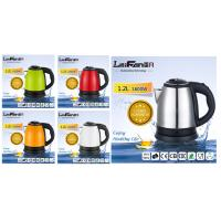 360 rotational electric tea kettle 1 2l with colorful painting of item 103464317. Black Bedroom Furniture Sets. Home Design Ideas