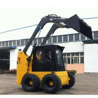 Wholesale High Output Front End Loader Machine 950KG Rated Load Skid Steer Loader from china suppliers