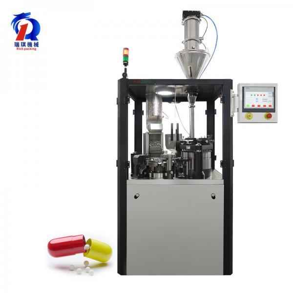 Quality Pharmacy Capsule Filling Machine Hard Gelatin Powder Filling Capsule Machine for sale
