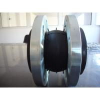 Wholesale Single Sphere High Performance Carbon Steel, Zinc Plated PN10 / PN16 Rubber Flexible Joint from china suppliers