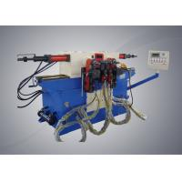 Buy cheap Fully Automatic Cnc Tube Bending Machine Clamping Feeding Low Power Construction from wholesalers