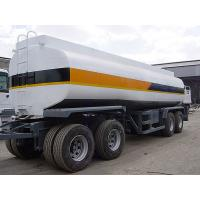 Wholesale 6254GYY-Draw Bar Monoblock Tanker with 4 axles from china suppliers