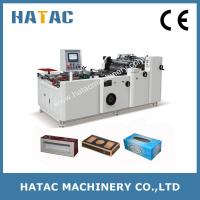 Quality Tissue Paper Box Making Machine,Paper Bag Forming Machine,Paper Bag Making Machine for sale