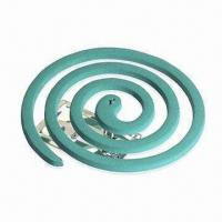 China Baby Mosquito Coil/Mosquito Coil with 8 to 12-hour Burning Time, Smokeless, Comes in Various Designs on sale
