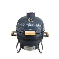 Wholesale Outdoor Portable Kamado Grill 16 Inch With 3-5 People Grill Type Easily Assembled from china suppliers