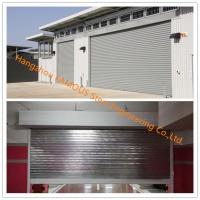Quality Fire Prevention Motorized Folding Doors American Standard Fire Resistance Steel Sliding Door for sale