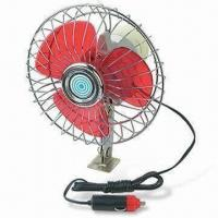 Buy cheap Car Fan with 30-strip Screw Mounting and 6-inch Oscillating from wholesalers