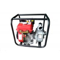 Wholesale Air Cooled 1 Cylinder 4 Stroke Recoil and Electric Start Diesel Water Pump 2 3 4 inch from china suppliers