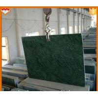 Wholesale Polished Verde Green Marble , India Marble Dining Table 36''X36'' from china suppliers