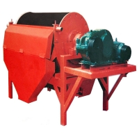 Wholesale 380V Wet Drum Type Magnetic Separator High Gradient Field Intensity from china suppliers