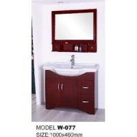 Wholesale Oak Bathroom Cabinet (W-077) from china suppliers