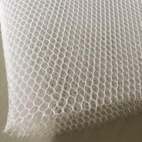 Wholesale 3D Polyester Mesh Fabric For Bags Curtain , Home Textile Use Breathable Mesh Fabric from china suppliers