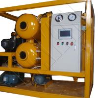 China mobile multi-function single stage vacuum insulation transformer oil on sale