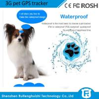 Wholesale 3G pet gps gsm tracker with sim card tracking Reachfar RF-V40 from china suppliers