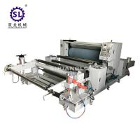 Wholesale 40 - 100 m/min Edge Speed Guide Automatic Embosser For Baby Diaper from china suppliers