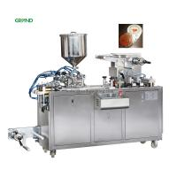 Wholesale Pharmaceutical Blister Packaging Machines , Blister Pack Sealing Machine 480kg from china suppliers