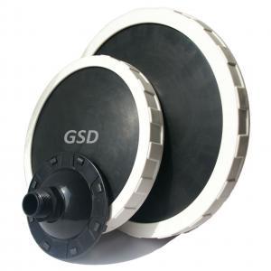 China Domestic Sewage Treatment Plant Equipment , Adjustable Fine Bubble Air Diffuser on sale
