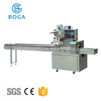 Wholesale Full stainless steel 304 sami-automatic flow type fork and spoon packing machine factory customize from china suppliers
