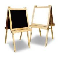 Wholesale Magnetic Easel With Write-N-Wipe Board from china suppliers