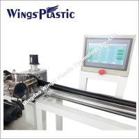 Wholesale EVA Corrugated vacuum Cleaner Hose Pipe Production Line / Extrusion Machine from china suppliers