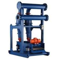 China Lightweight drilling mud hydrocyclone desander in solids control 47~76 microns on sale