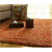 China Home Goods Area Rugs With 100% Polyester Textured Yarn And Non-Woven Cloth Backing on sale