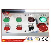 Wholesale Easy Operate Notching Cutting Machine For Acrylic Channel Letter 1.2kW from china suppliers