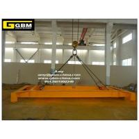 China semiauto container spreader on sale