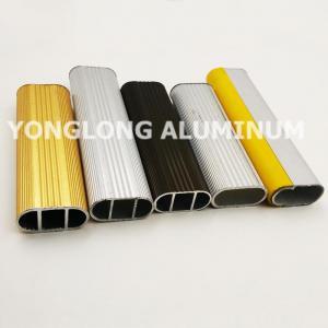 Buy cheap Square Wardrobe Aluminium Frame Profile For Decorative Material / Aluminum from wholesalers
