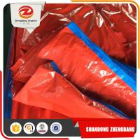 China Blue Orange White Pe Tarpaulin Poly Tarps Factory Of
