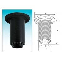 "Water softener stack distributor for Fleck OF water softener tank 3900 valve 6"" Flange Manufactures"
