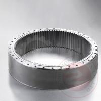 Wholesale Hydraulic Press Forged Spindle Large Gear Ring Forging Carbon Steel from china suppliers