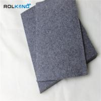 Wholesale Grey Wool Felt, Thick Wool Felt Sheets for Industry, Shoes, Furniture from china suppliers