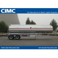 30400L Tanker Semi-Trailer with 2 axles for Fuel or Diesel Liqulid 9302GYY