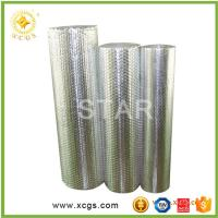 Wholesale Heat insulation building materials/Single bubble with VMPET/CPE foil both side from china suppliers