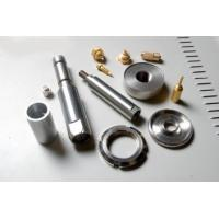 Brass Gear Precision Metal Parts , Brass CNC Turned Parts With ISO Certification