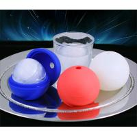 Wholesale Custom made Silicone ice-sphere mold for Bar from china suppliers